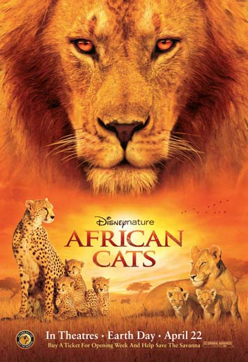 Disneynature's African Cats