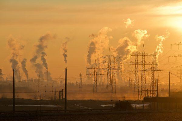 What is an ozone alert, air quality alert, smog, air pollution