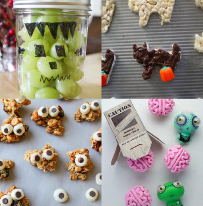 photos of halloween treats