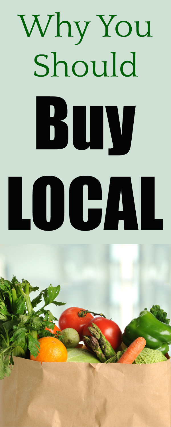 The Importance of Buying Local, Buy Local, Eat Local #eatlocal #buylocal #sustainable #organic