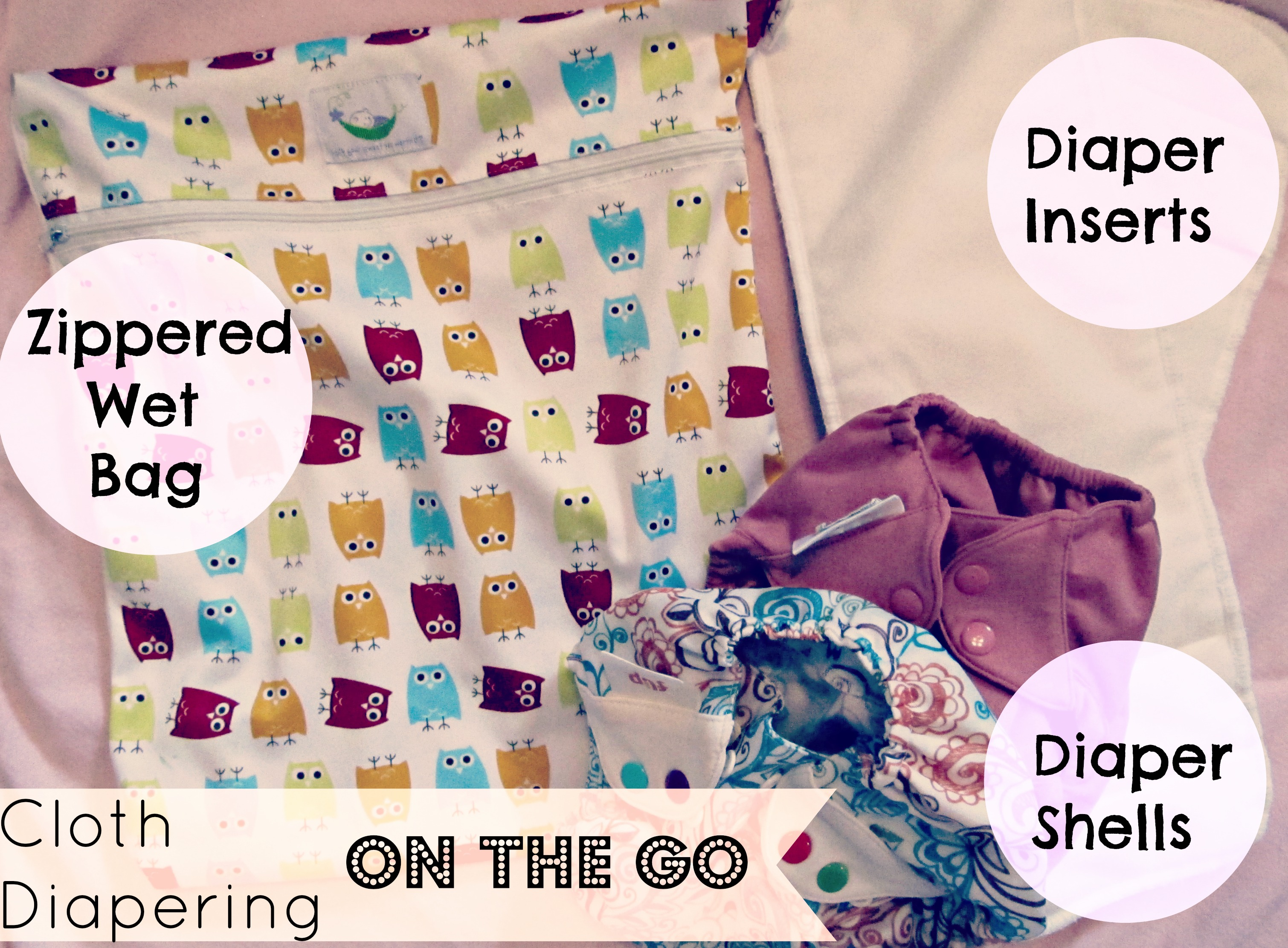 Cloth Diapering On the Go