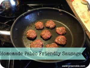 homemadesausage