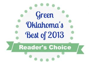 Green Oklahoma's Best of 2013