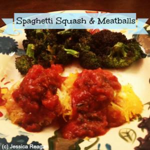 spaghettisquashmeatballs