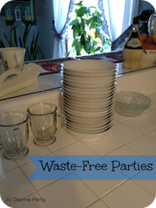How to Have a Waste-Free Party