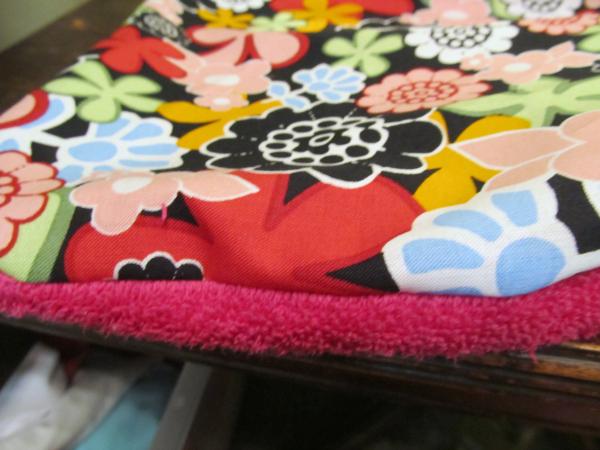 fabric seam
