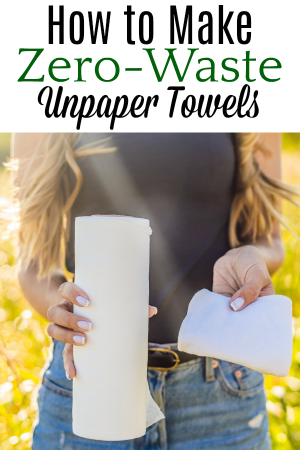 woman holding unpaper towels