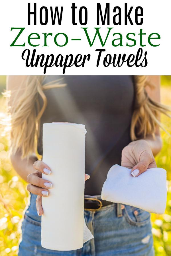 woman holding unpaper towels