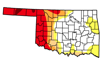 Oklahoma Drought Conditions