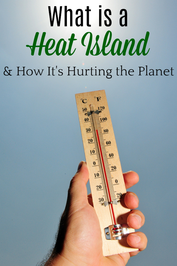 A thermometer shows hight temperature during a heatwave.