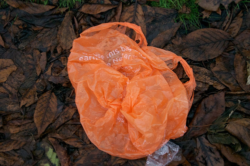 Plastics 101: A Series on Plastic Recycling  Part 1: The Life of a Plastic Bag