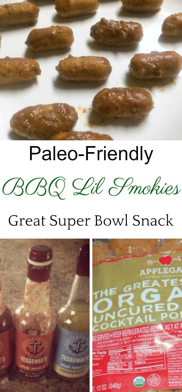 Paleo-Friendly BBQ Little Smokies, BBQ cocktail wieners