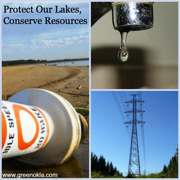 Protect Our Lakes, Conserve Resources