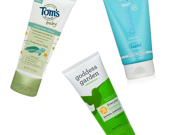 Picture of mineral-based safe sunscreens