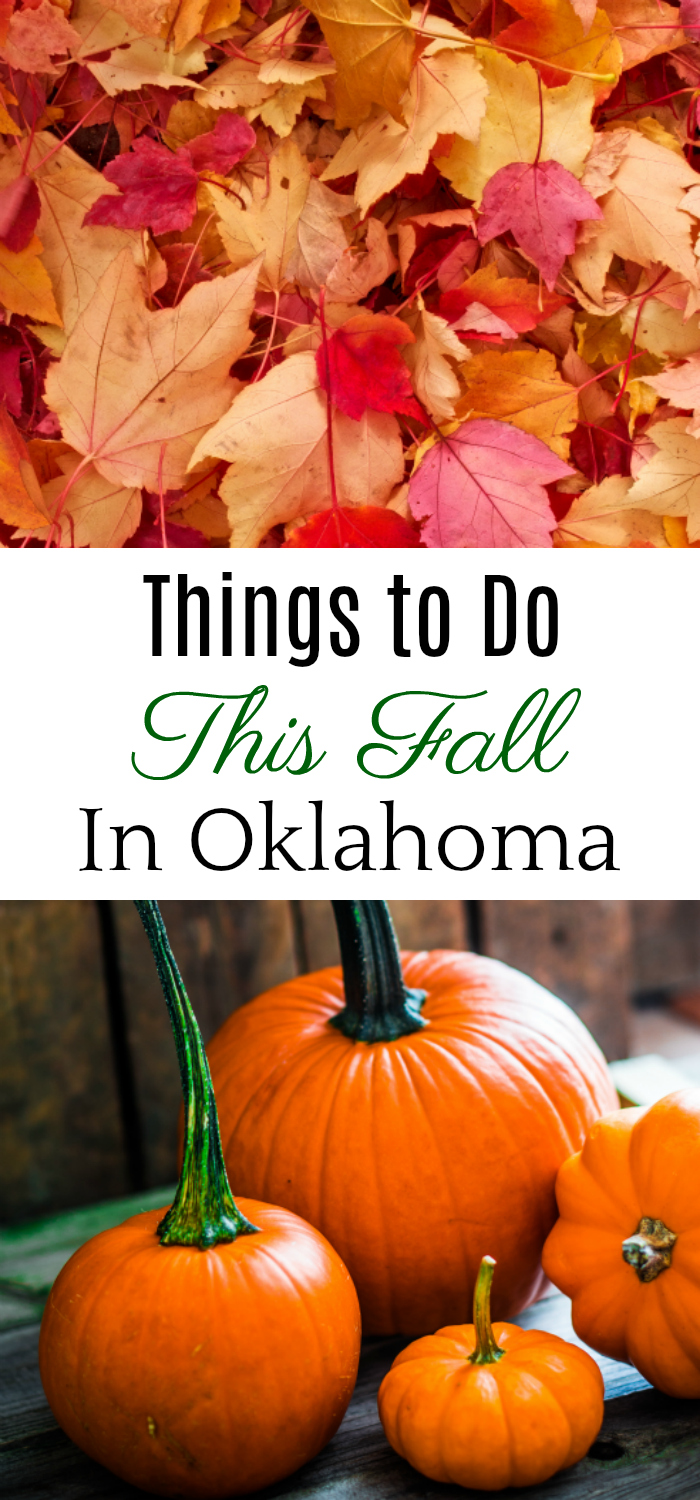 Things to do this fall in Oklahoma