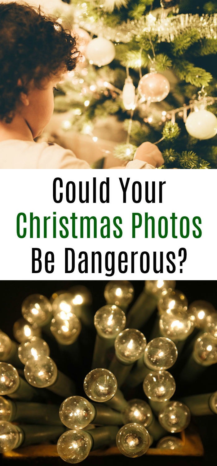 Could your Christmas photos be dangerous? Lead and Christmas lights, lead poisoning, lead exposure
