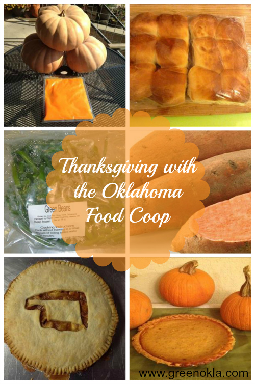 thanksgiving with the oklahoma food coop