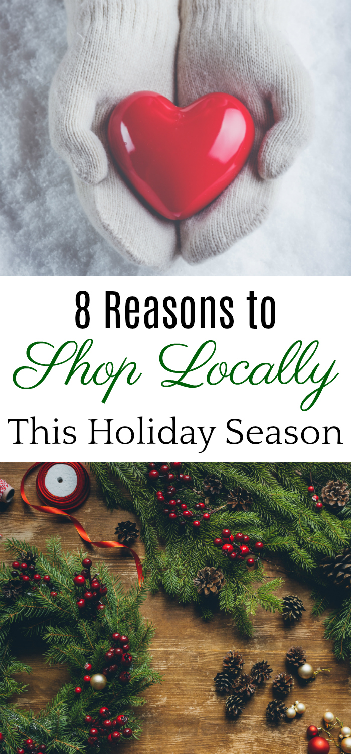 8 Reasons to Shop Locally This Holiday Season, Buy Local, Small Business Saturday