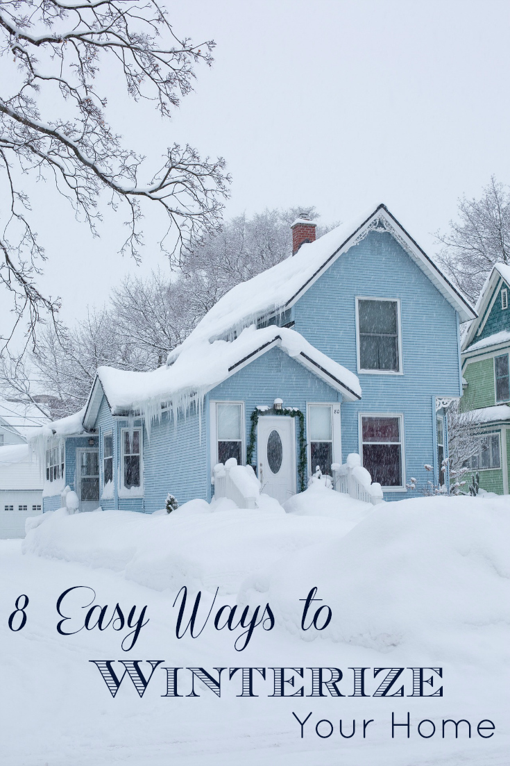 With just a few easy steps you can get your home ready for winter and save on your heating bill.