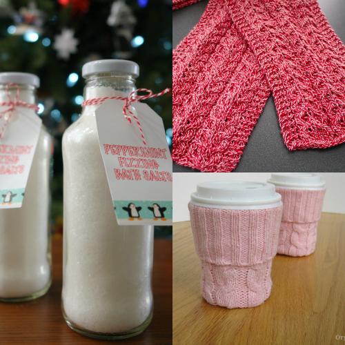 Homemade Christmas Gift Guide