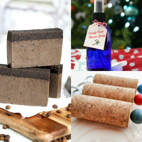 Homemade Christmas Gift Guide, Eco-Friendly Christmas Gifts, DIY Christmas Gifts, DIY Gifts
