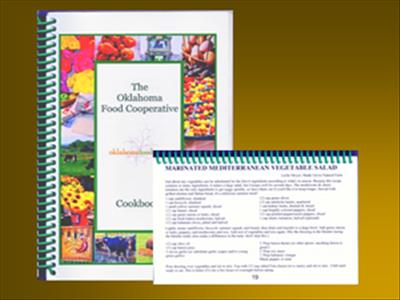 Oklahoma Food Coop Cookbook
