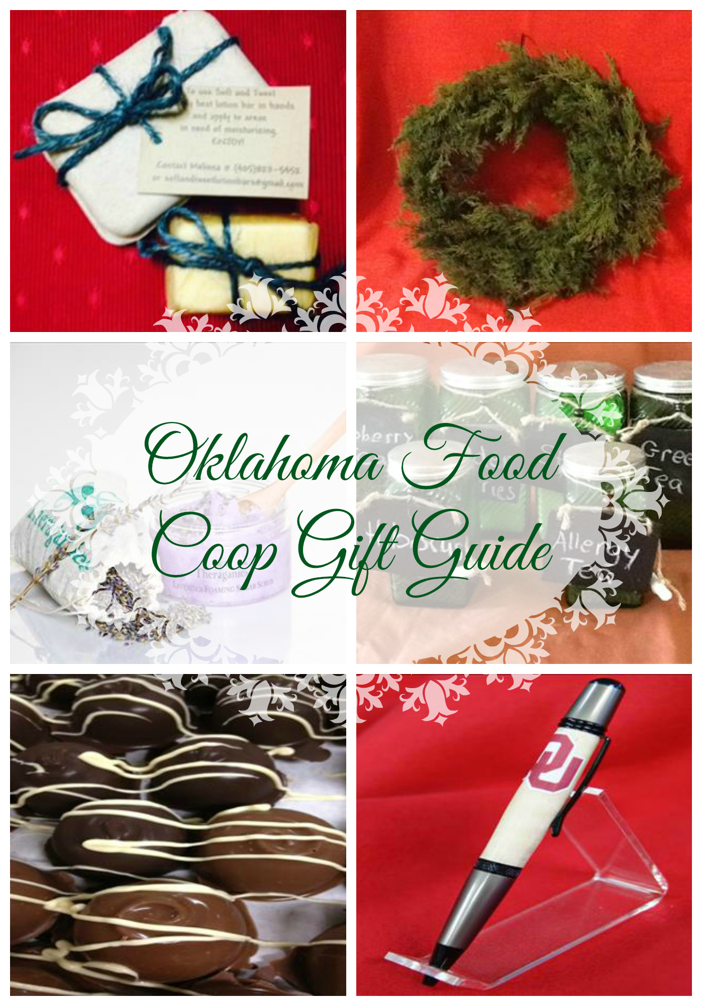 Oklahoma Food Coop Gift Guide