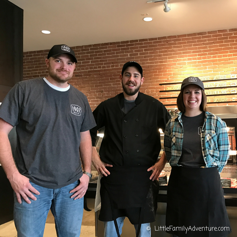 Eat Local and Support Local Stillwater Farms with 1907 Meat Company