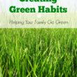 Creating Green Habits