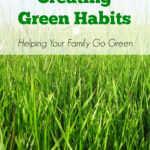 Creating Green Habits