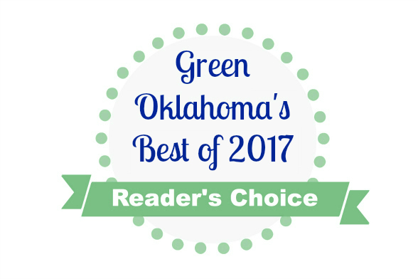 Green Oklahoma's Best of 2017 Reader's Choice Awards