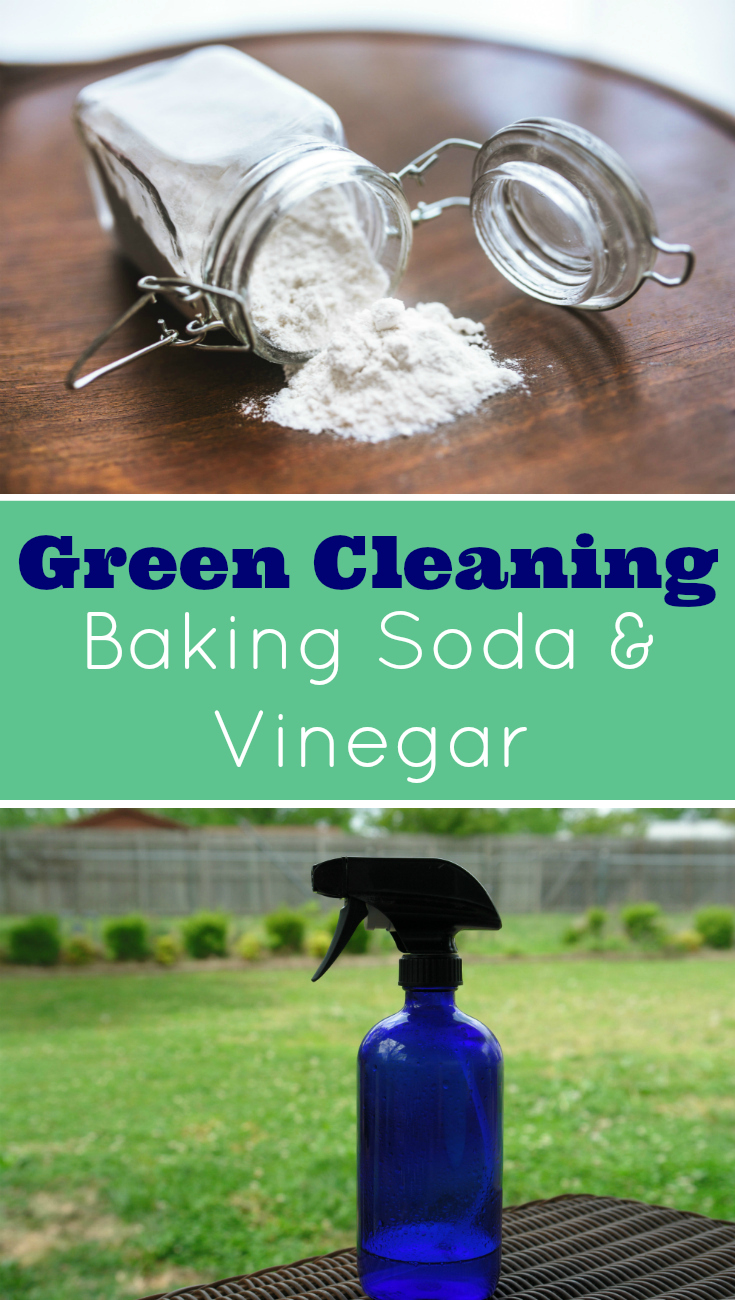 Green cleaning, baking soda, vinegar, natural cleaning, diy cleaning