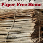 Creating a Paper-Free Home