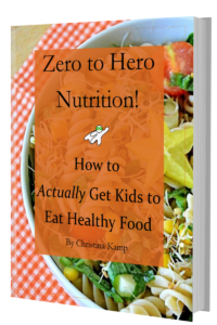 How to Actually Get Kids to Eat Healthy Food!