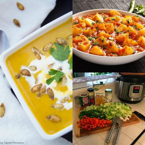 Meatless Instant Pot Recipes, Vegetarian Instant Pot Recipes, Vegan Instant Pot Recipes, Meatless Monday