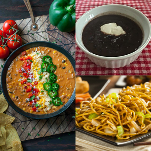 Meatless Instant Pot Recipes, Vegetarian Instant Pot Recipes, Vegan Instant Pot Recipes, Meatless Monday