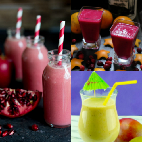 Smoothie Recipes, Delicious Smoothies, Green Smoothies, Healthy Smoothies