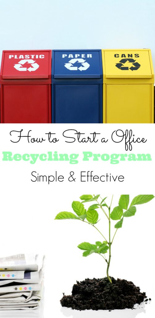 How to start an office recycling program, get your boss to recycle, green business