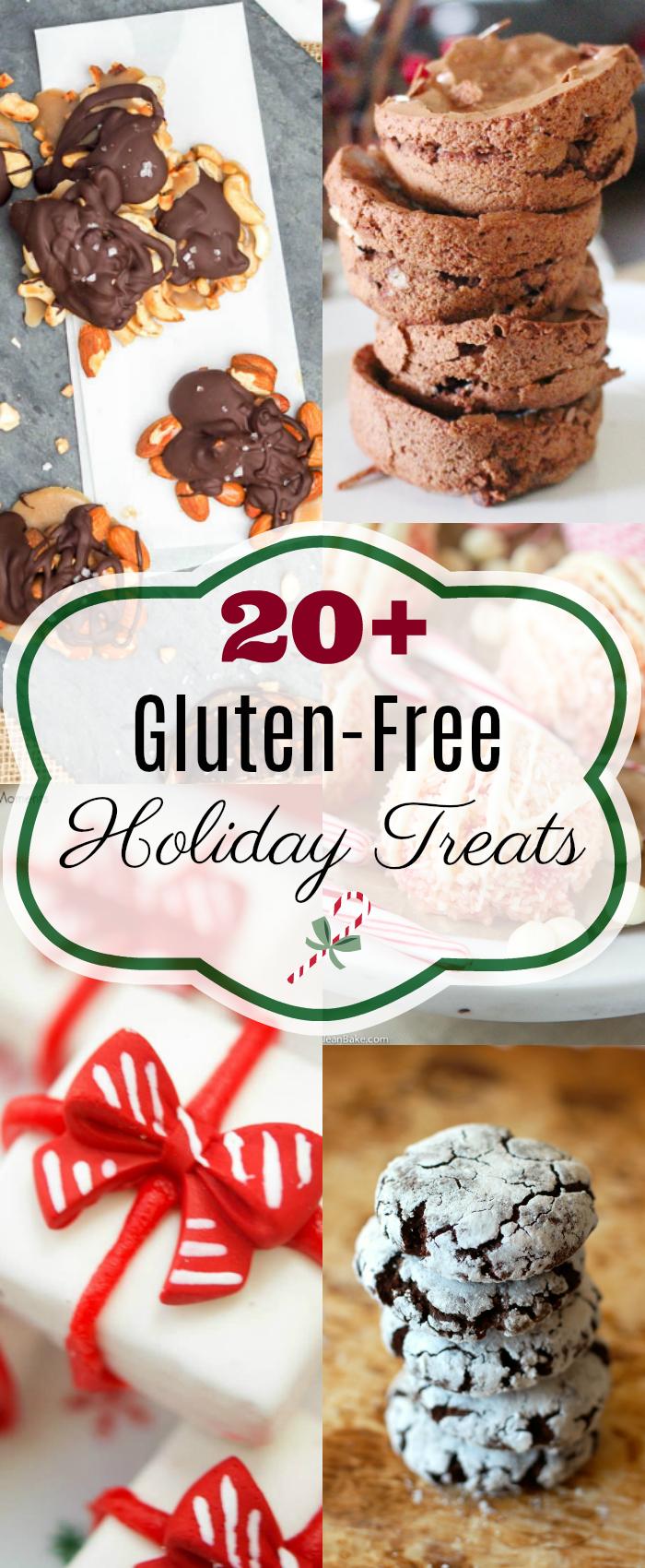 Gluten Free Holiday Treats Green Oklahoma