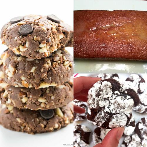 Gluten-Free Holiday Treats, Gluten-Free Desserts, Gluten- Free Cookies, Gluten-Free Christmas #GlutenFree #ChristmasCookies