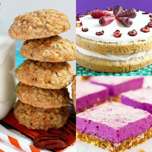 Natural Easter Desserts, Real Food Easter Desserts, Dye-Free Desserts #Dessert #Easter