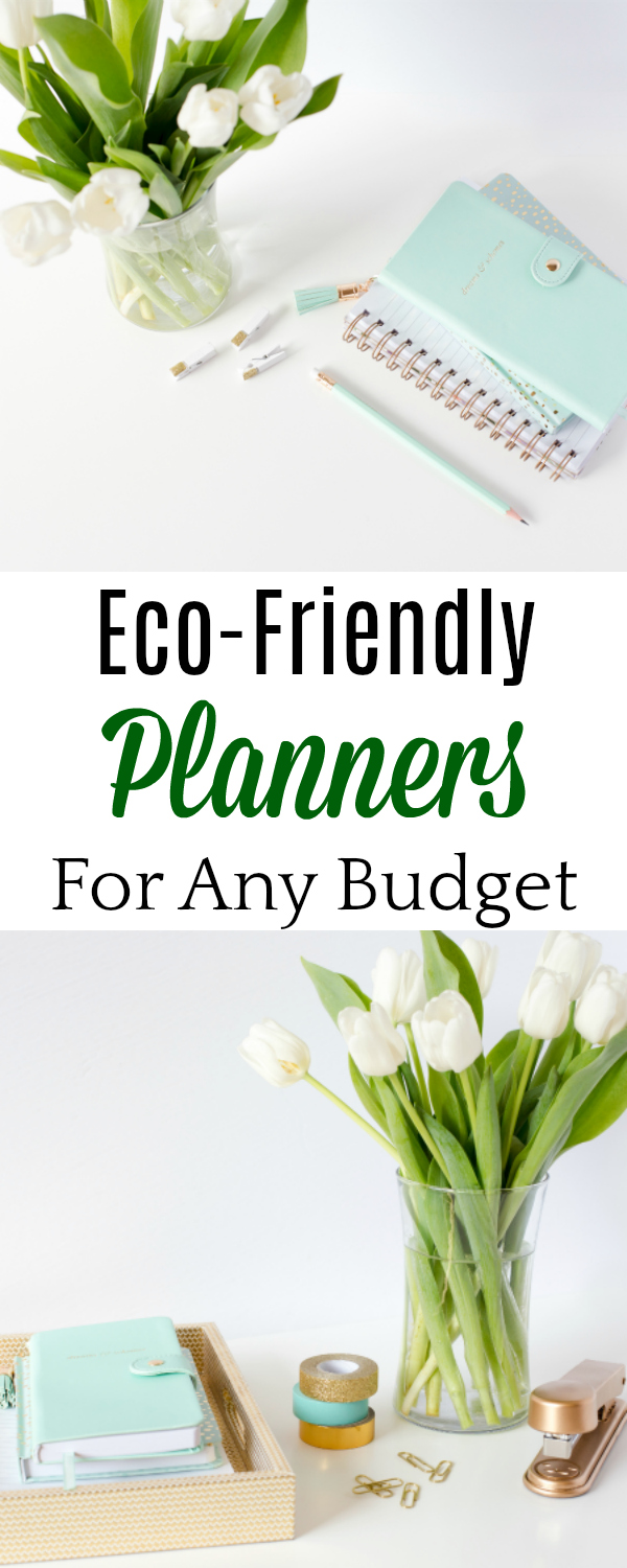 Eco-Friendly Planners, Life Planner, Bullet Journal