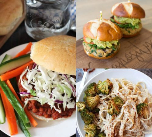 25+ Meatless Monday Recipes