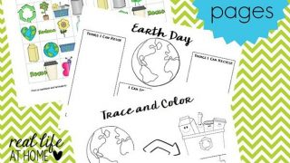 Earth Day Worksheets and Games