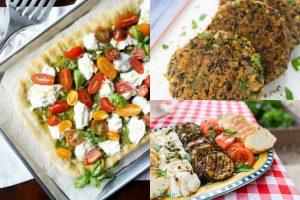 Vegetarian Grilling Recipes