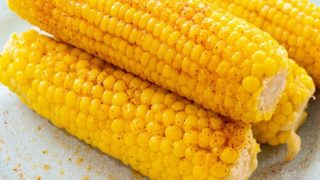 Instant Pot Cajun Corn on the Cob