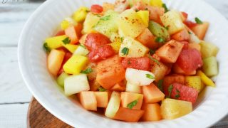 Easy Mexican Fruit Salad Recipe
