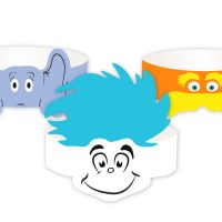 Free Printable Dr Seuss Hats