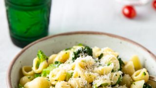 Pasta with Broccoli and Capers