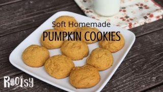 The Best Soft Pumpkin Cookie Recipe Around